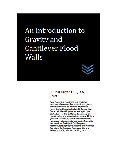 An Introduction to Gravity and Cantilever Flood Walls