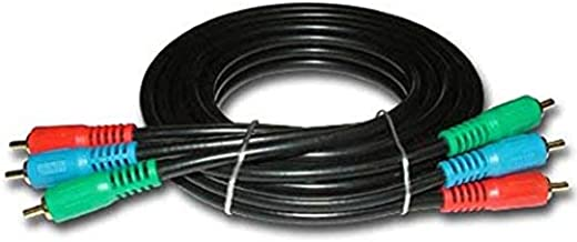 Economy Component Video Cable, 6 Feet Long