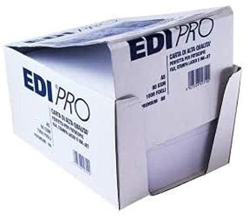 EdiPro 8023328023102 Carta per fotocopie A5 EDIPRO PREMIUM - 1000 FOGLI