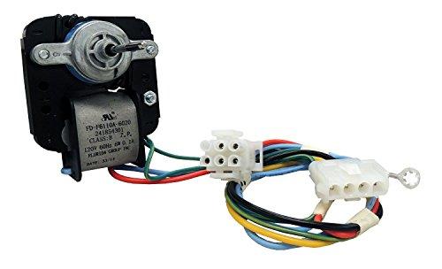 Price comparison product image Supco SM4301 Evaporator Fan Motor Replaces Frigidaire 241854301,  1465278,  2331827,  AH2331827