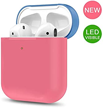 Camyse Airpod Full Protective Shockproof Silicone Skin Cases Cover