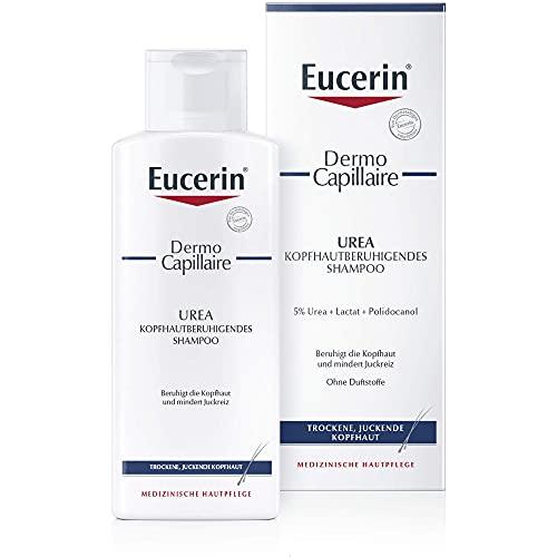 Eucerin DermoCapillaire Kopfhautberuhigendes Urea Shampoo, 250ml