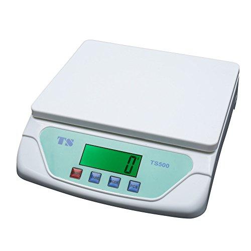 1g単位で、最大25kgまで計量可能、隔測式 デジタル台はかり スケール 電子秤 風袋機能、オートオフ機能 [並行輸入品]