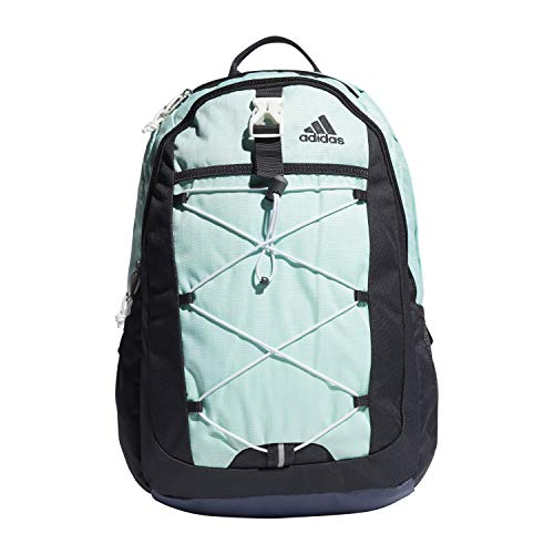 adidas Unisex Ultimate ID Backpack, Clear Mint/Carbon/White, ONE SIZE