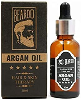 Beardo Argan Hair & Skin Treatment And Therapy Oil, 30ml