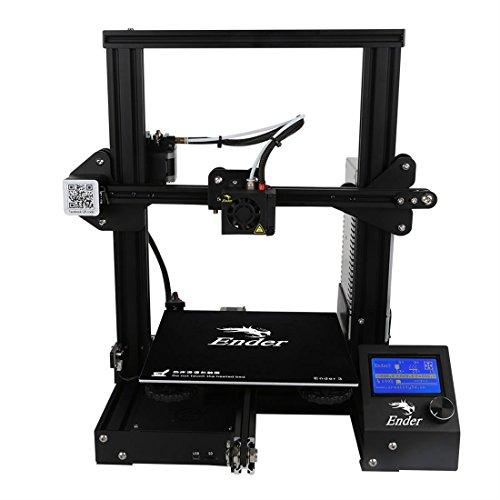 Uniqstore Ender-3 V-Slot Prusa I3 Nouvelle imprimante 3D Kit Noir Technologie