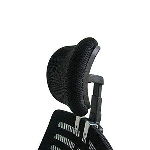 N.P Poggiatesta per sedia, schienale rialzato esteso senza punch, facile da installare, altezza regolabile, protezione per il collo