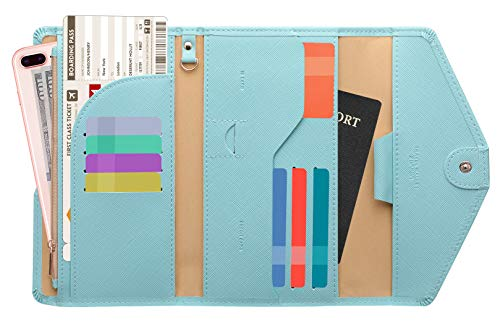 Our #3 Pick is the Zoppen Multi-Purpose Passport Holder