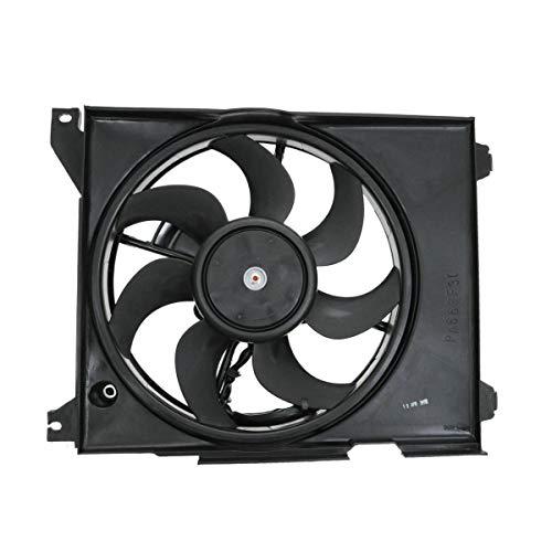 Price comparison product image AC Condenser Cooling Fan 97730-38000 Fits 99-04 Sonata 01-06 Optima 01-04 XG