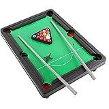 Hotaden Juegos de Mesa para niños Mini Billar Snooker Conjunto de Juguete Inicio Juegos de Mesa para niños Niños Interacción de Niños de Padres Educación Juego Juguetes