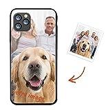 Oihxse Compatible pour Huawei P8 Lite Coque Personnalisable Cadeau avec Photo Texte Personnalisée...