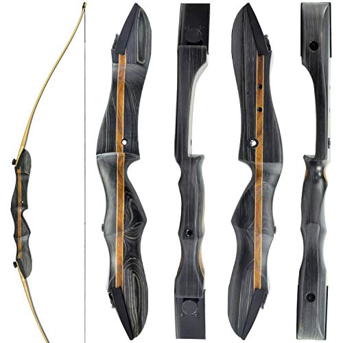 Southwest Archery Ghost Takedown Longbow – 64