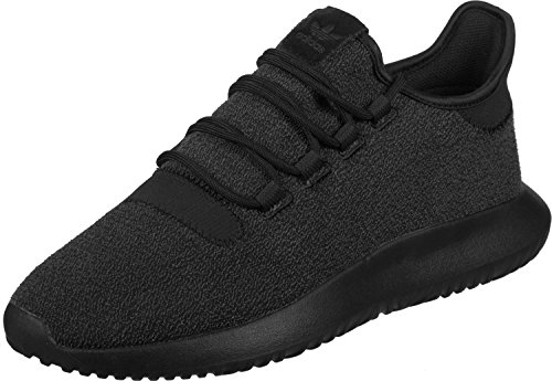adidas Men's Tubular Shadow Gymnastics Shoes, Black (Core Black), 12 UK