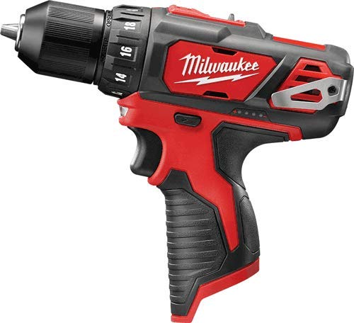 "M12 3/8"" Drill/Driver - No Charger, No Battery, Bare Tool Only"