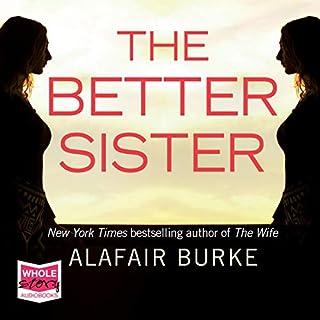 The Better Sister cover art