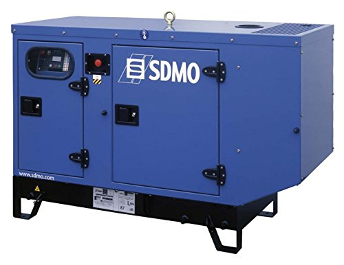 SDMO Stromerzeuger XP-T16K-ALIZE Mitsubishi Motor 16 kVA 400V