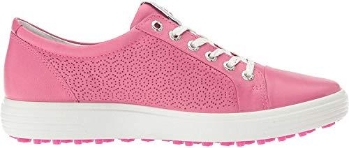 Ecco ECCO Damen Womens Golf Casual Hybrid Golfschuhe, Pink (Fandango 01083), 38 EU