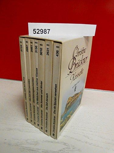 Christine Brückner Kassette - die Zeit danach, letztes Jahr auf Ischia, das glückliche Buch der a.p., die Zeit der Leoniden, Jauche und Levkojen