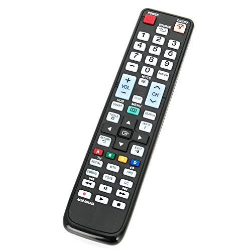 NKF US New AA59-00443A Replace Remote for Samsung TV UN40D6300SFXZA UN55D6300SFXZA