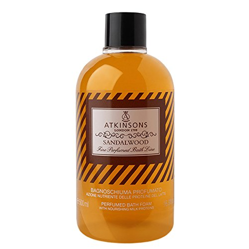 Bagnoschiuma Profumato Sandal Wood ATKINSONS Bagnoschiuma Unisex 500 ml Flacone