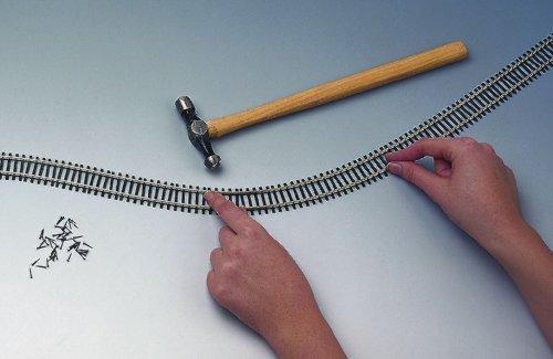 Hornby R621 Flexible Track HO/OO Gauge, 970mm