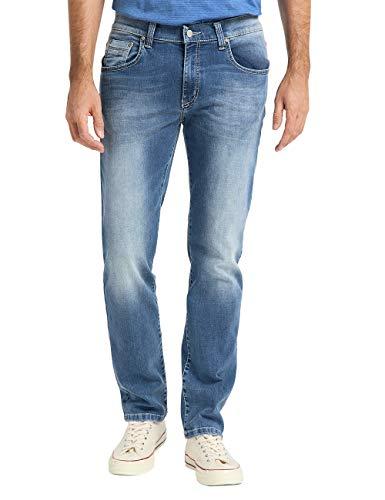 Pioneer Herren Rando MEGAFLEX Straight Jeans, Blau (Stone Used 372), W40/L34 (Herstellergröße: 4034)