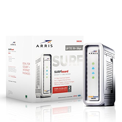 Arris SURFboard SB8200