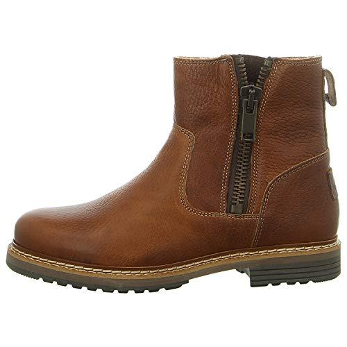 BULLBOXER Damen Boots Cognac 38