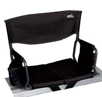 Rio Gear Stadium Arm Chair Black