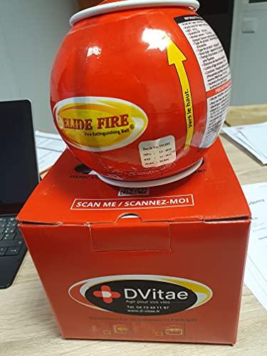 ELIDE FIRE ELB01 - Bola de extinción
