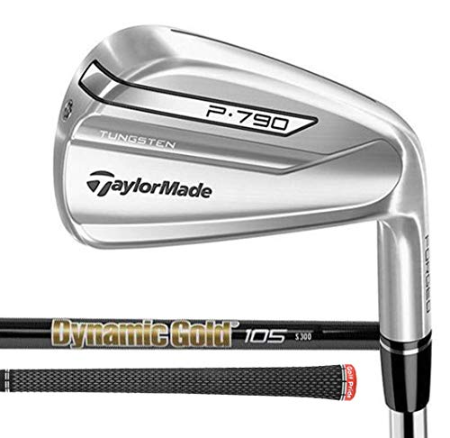 New Taylormade P790 Pitching Wedge/Dynamic Gold 105 X100 (X-Stiff) Flex Shaft -  TMAG