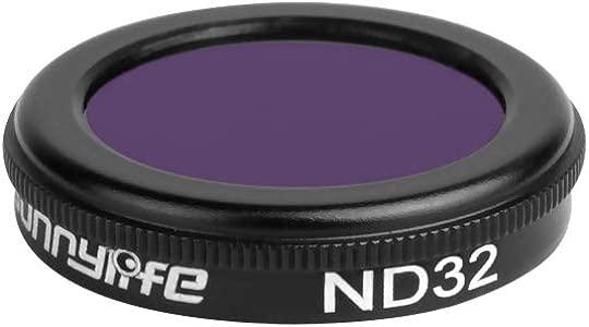 Goyajun MCUV CPL ND4 ND8 ND16 ND32 Filter for DJI Mavic ZOOM Drone MCU...