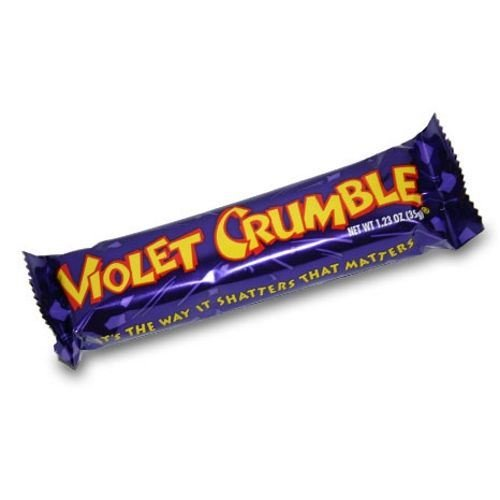 Nestle Violet Crumble (50g) Australian Food (Pack of 6)