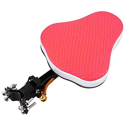 Read About Keemov Foldable Child Bicycle Seat Kids Front Baby Seat Kids Comfort Bike Saddle Shock Pr...