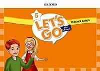Let's Go: Level 5: Teacher Cards