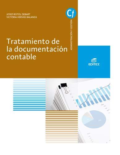 Tratamiento de la documentación contable (Ciclos Formativos)