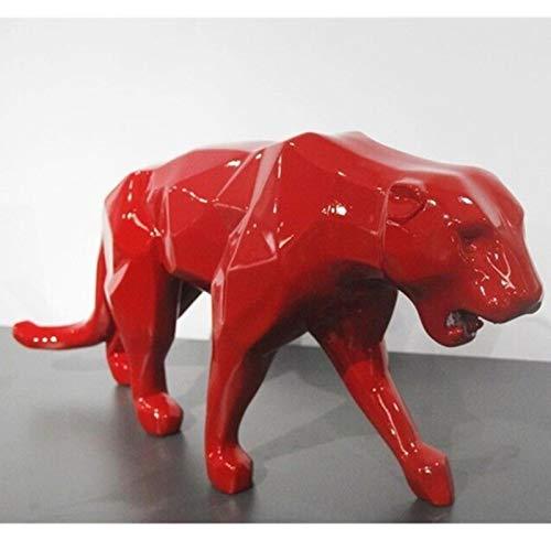 Xuwen Gran tamaño 70 cm Art Sculpture Animales Estatua Decoración para el hogar Sala de Estar Decoración de Escritorio Artesanía