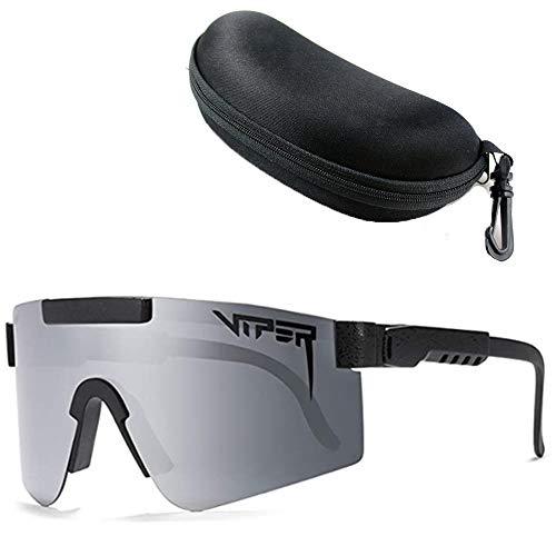 Bohen Hombres Gafas de sol polarizadas Gafas deportivas Pesca Gafas de golf Tr90 Montura irrompible Lentes de piloto HD para golf / conducción / pesca / Gafas de viaje