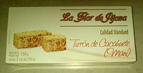 Turron de Erdnüsse Flor de Jijona, 150 g, 2 Stück