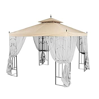 Best home depot gazebo canopy replacement Reviews