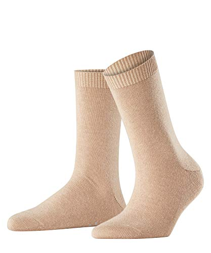 FALKE Damen Socken, Cosy Wool W SO-47548, Beige (Camel 4220), 35-38
