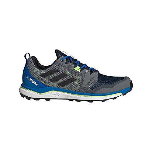 adidas Terrex Agravic GTX, Zapatillas de Running Hombre, Maruni/NEGBÁS/VERSEN, 41 1/3 EU
