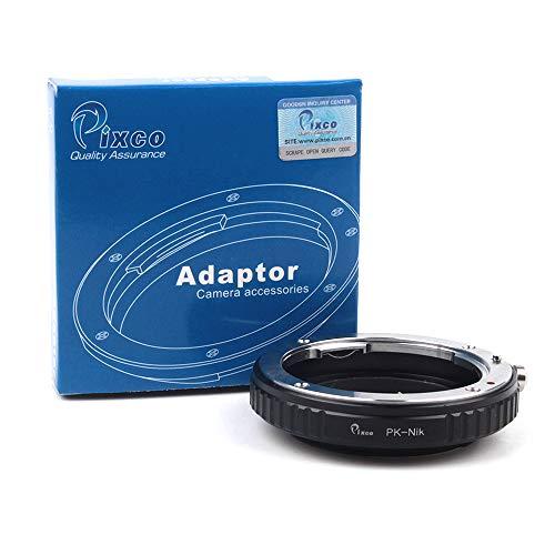 Pixco Macro Lens Adapter Pak voor Pentax Lens naar Nikon Camera D3400 D500 D5 D7200 D810A D5500 D750 D810 D4S D3300 Df