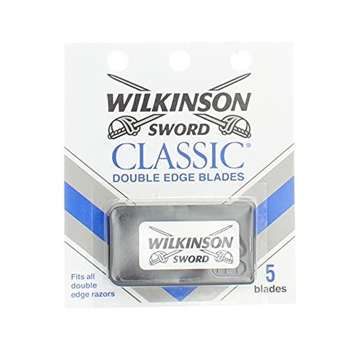 Wilkinson Sword Classic Double Edge Razor Blades-