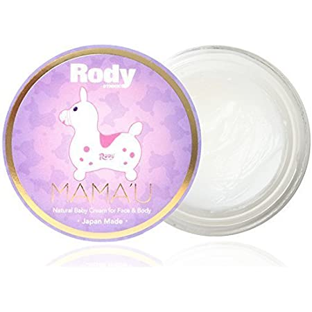 MAMAU(ママユ) 馬油保湿クリーム (45g)