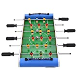 Germerse Football Kicker Football Table, Foosball Table, Tablero de Juguete para niños Durable para niños Baby