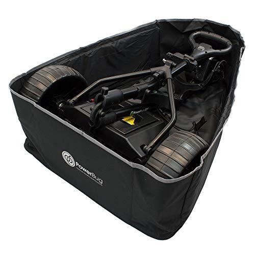 Electric Golf Trolley Car Boot Tidy Storage