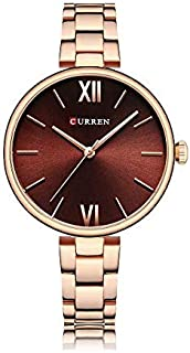 Curren Dress Watch For Women Analog Stainless Steel - C9017L-4