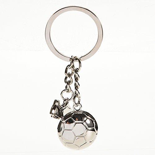 FULLA2116sport calcio calcio ciondolo portachiavi di stivale