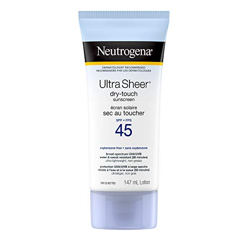 Neutrogena Sunscreen Dry Touch, Non-Comedogenic, Water Resistant, value size